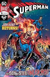Superman (2018-) #8