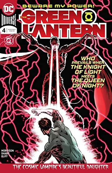 The Green Lantern (2018-) #4