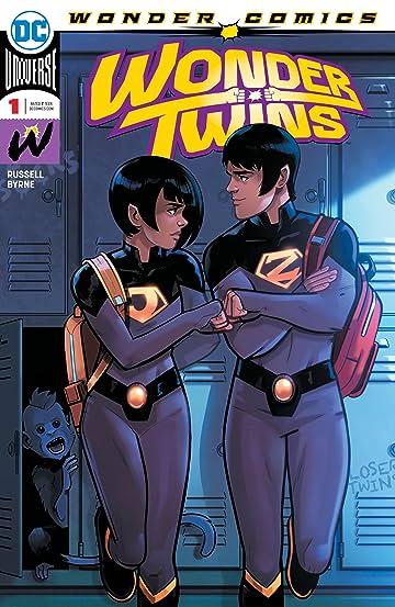 Wonder Twins (2019-) #1