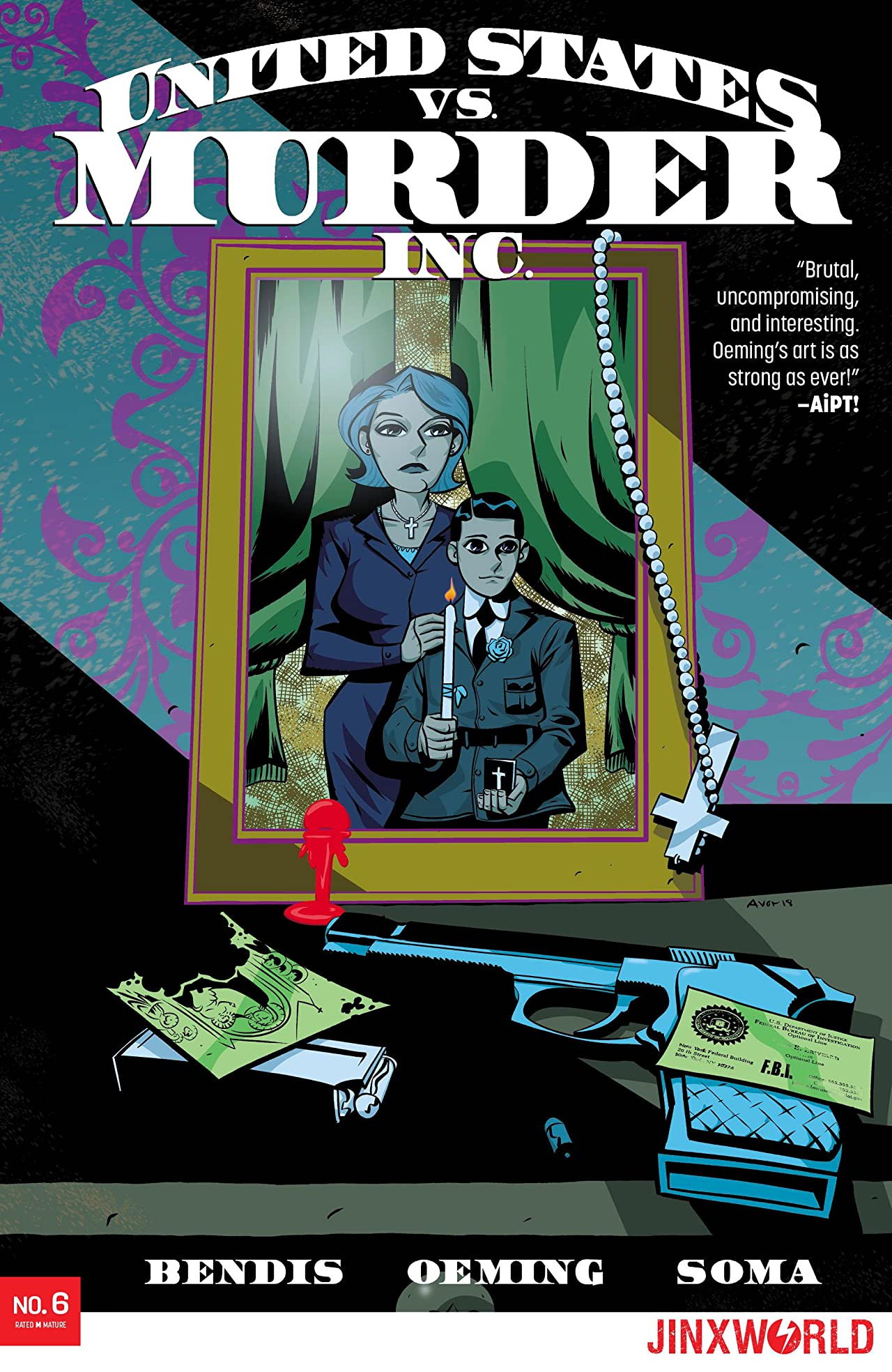 United States vs. Murder, Inc.  (2018-) #6