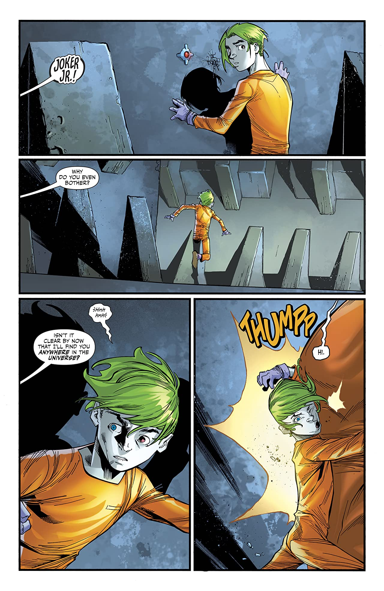 Adventures of the Super Sons (2018-) No.7