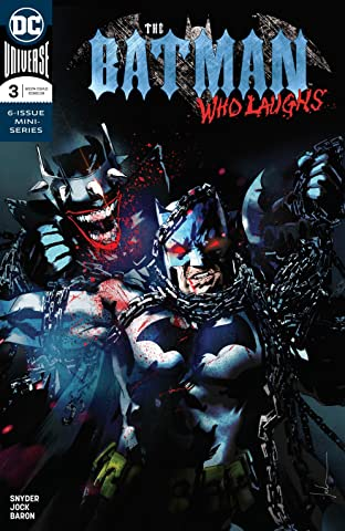 The Batman Who Laughs (2018-) #3