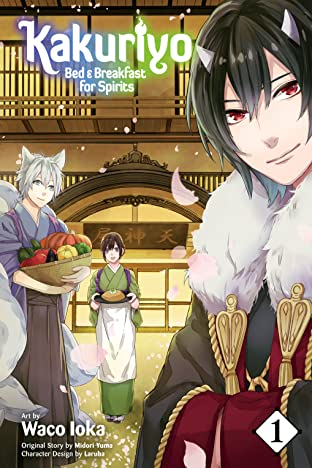Kakuriyo: Bed & Breakfast for Spirits Tome 1