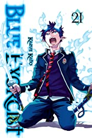 Blue Exorcist Vol. 21