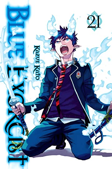 Blue Exorcist Tome 21