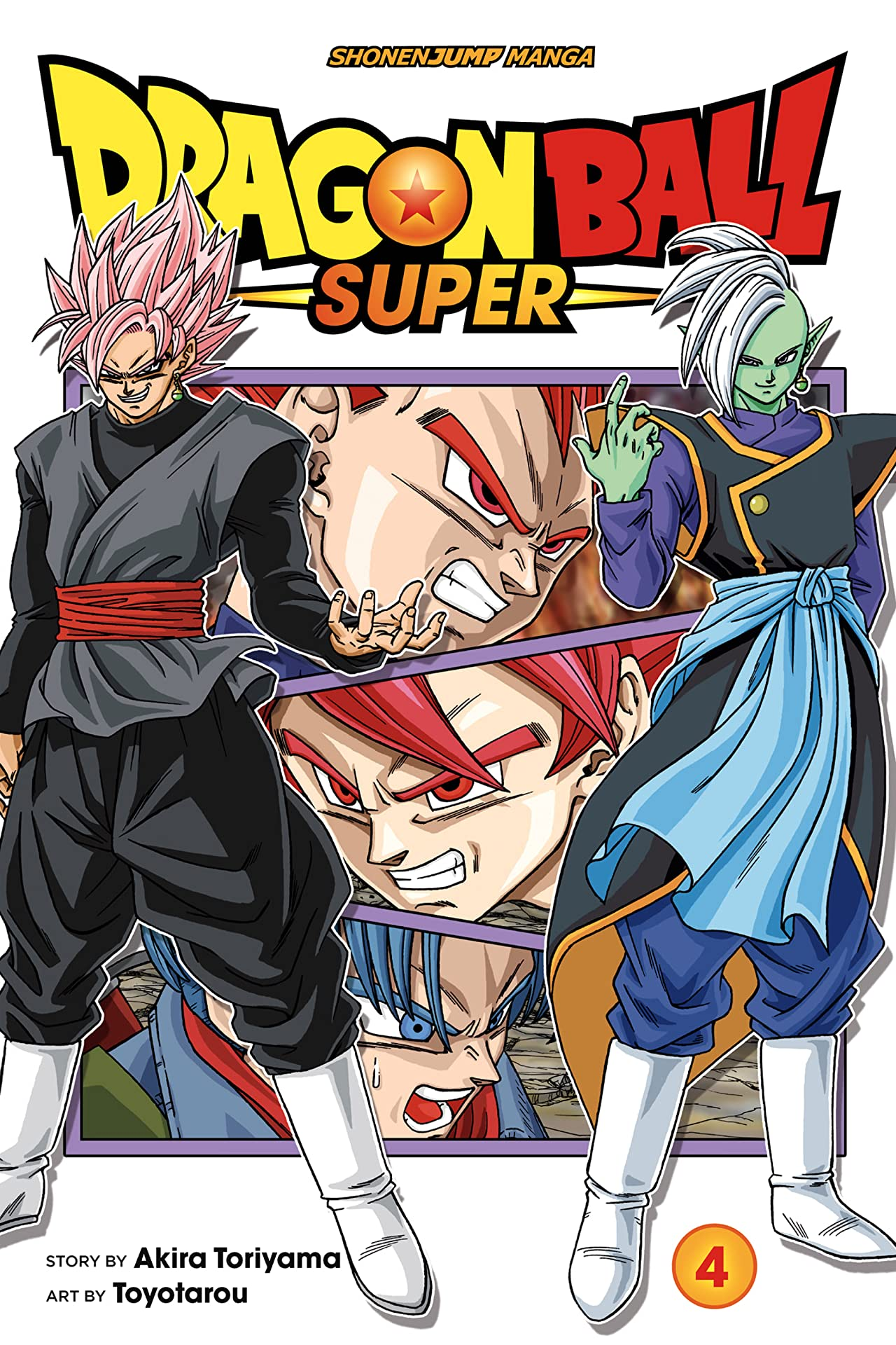 Dragon Ball Super Vol. 4