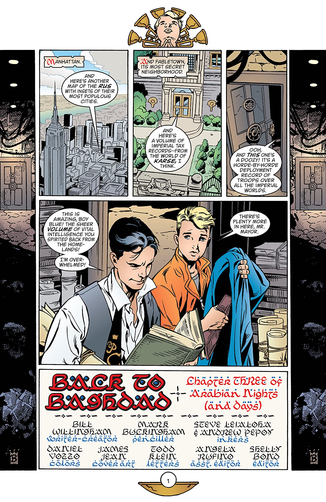 Fables #44