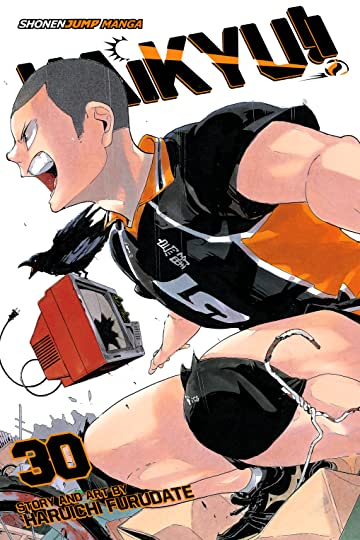 Haikyu!! Vol. 30