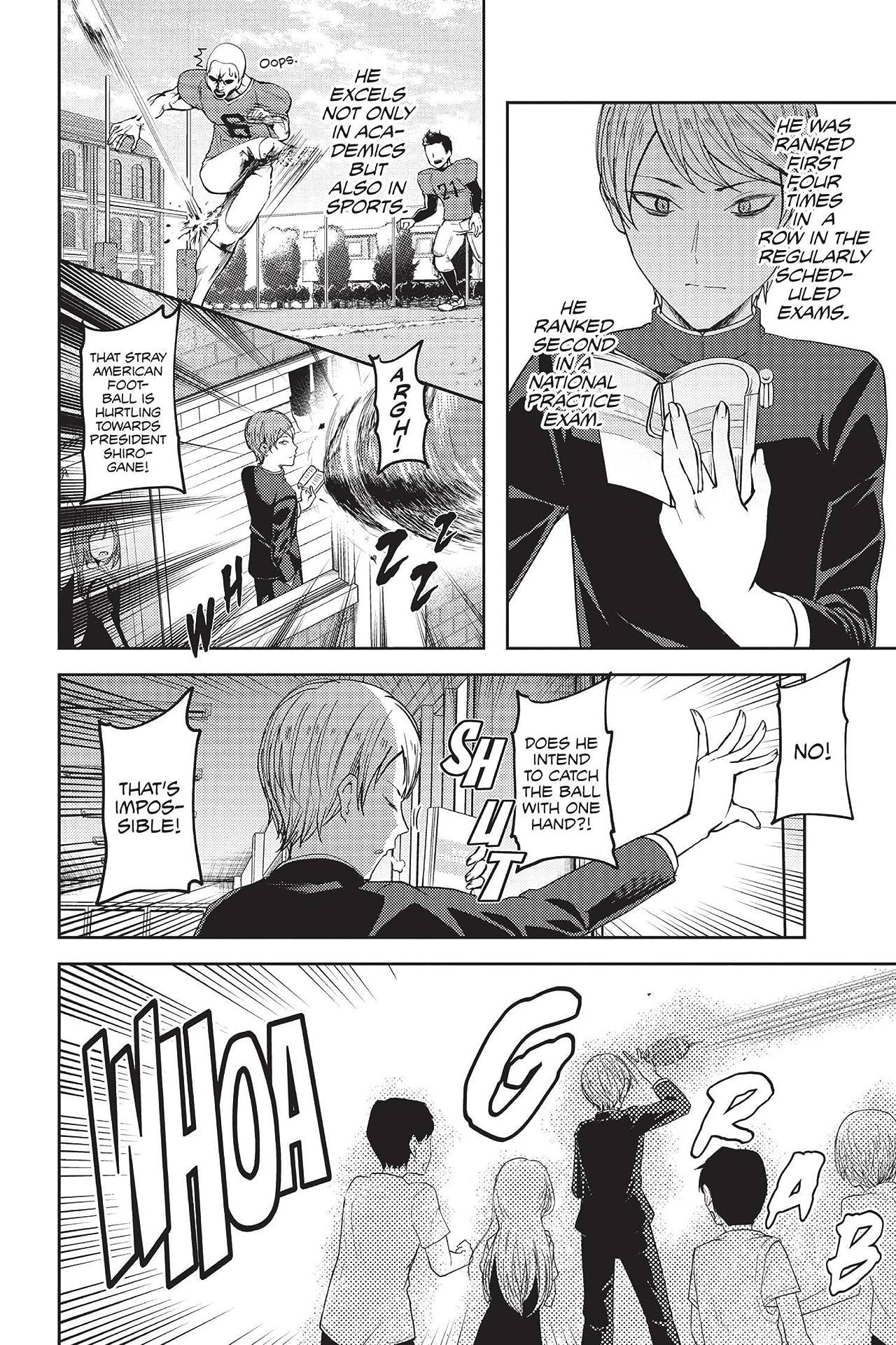 Kaguya-sama: Love Is War Vol. 6