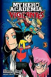 My Hero Academia: Vigilantes Vol. 3