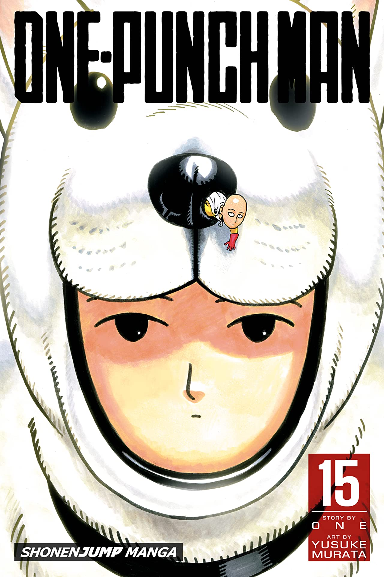 One-Punch Man Tome 15
