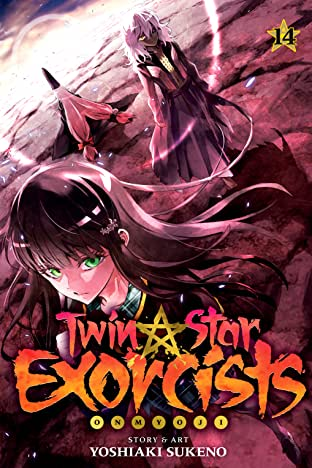 Twin Star Exorcists Tome 14