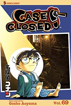 Case Closed Vol. 69