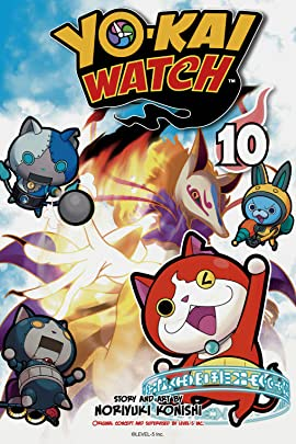 Yo-Kai Watch Vol. 10