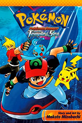 Pokémon: Pokémon Ranger and the Temple of the Sea Vol. 1