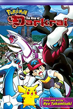 Pokémon: The Rise of Darkrai Vol. 1