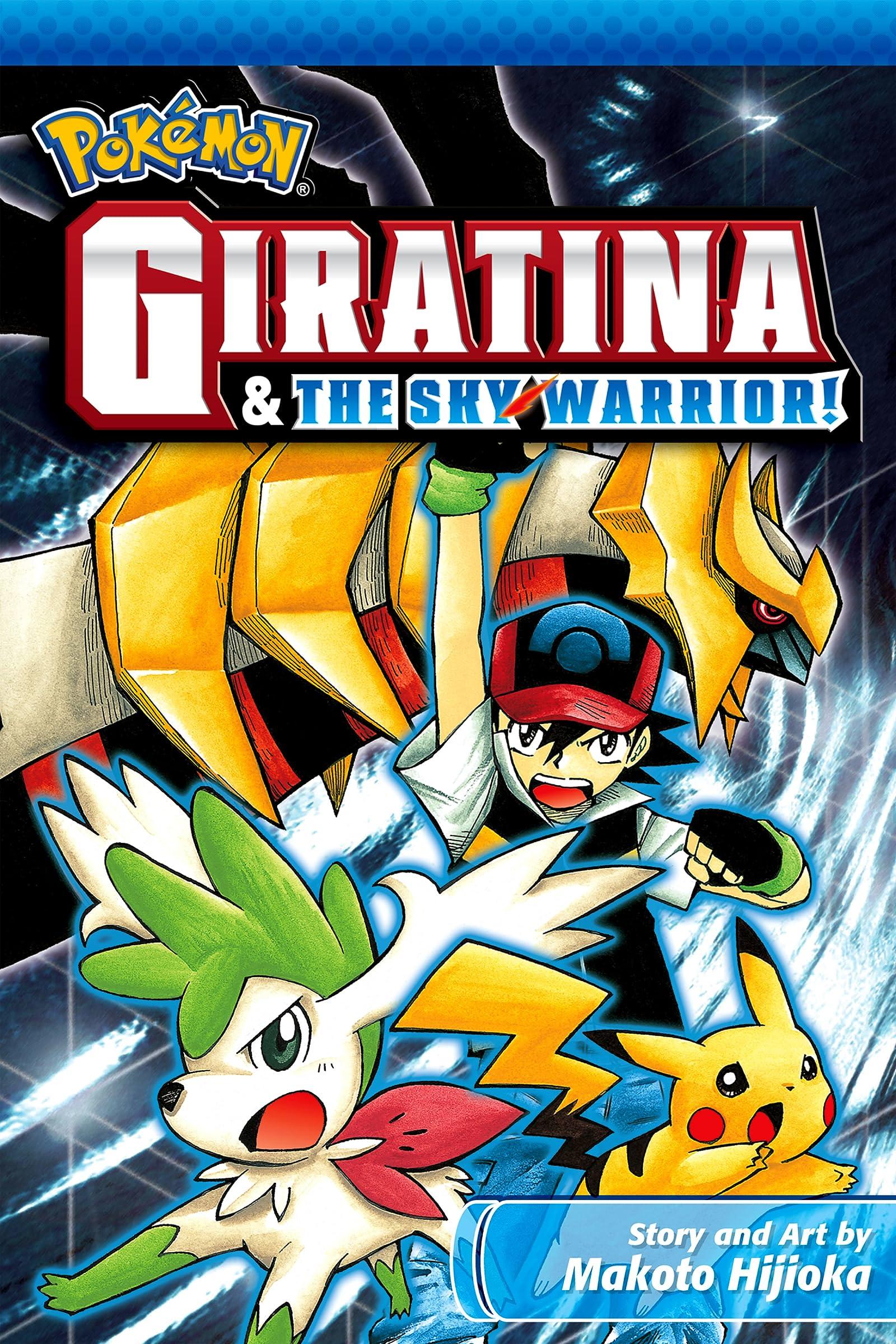 Pokemon Giratina And The Sky Warrior Vol 1 Comics By Comixology
