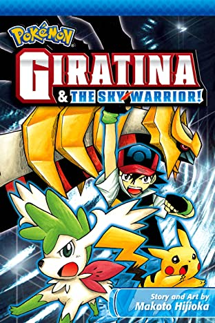 Pokémon: Giratina and the Sky Warrior! Vol. 1