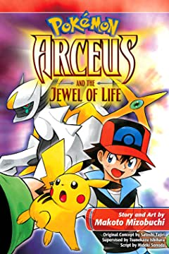 Pokémon: Arceus and the Jewel of Life Vol. 1