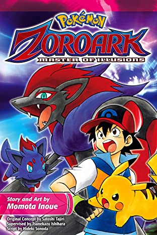 Pokémon: Zoroark Master of Illusions Vol. 1