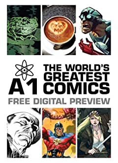 A1: The World's Greatest Comics- Free Digital Preview No.1