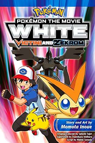 Pokémon: White: Victini and Zekron Vol. 1