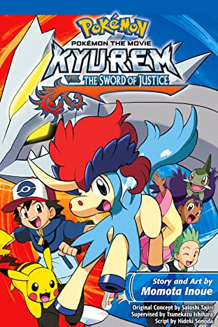 Pokémon: Kyurem vs. the Sword of Justice Vol. 1