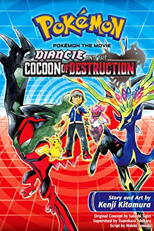 Pokémon: Diancie and the Cocoon of Destruction Vol. 1