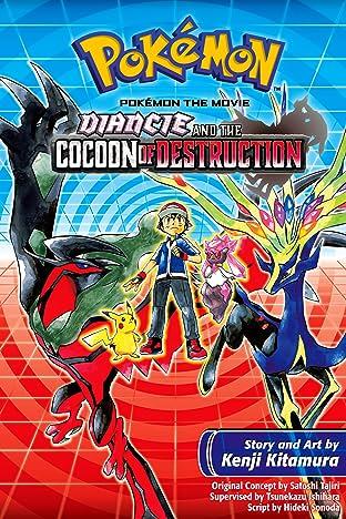 Pokémon: Diancie and the Cocoon of Destruction Vol. 1