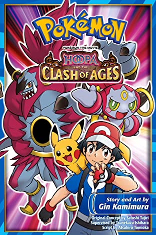 Pokémon: Hoopa and the Clash of Ages Vol. 1