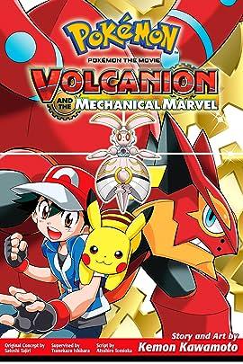 Pokémon: Volcanion and the Mechanical Marvel Vol. 1