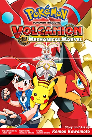 Pokémon: Volcanion and the Mechanical Marvel Vol. 1
