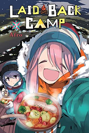 Laid-Back Camp Vol. 5