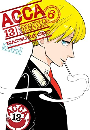ACCA 13-Territory Inspection Department Tome 6