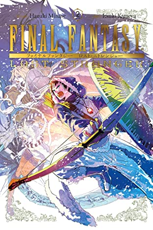 Final Fantasy Lost Stranger Tome 2