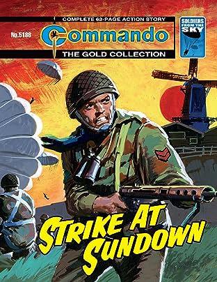 Commando #5188: Strike At Sundown