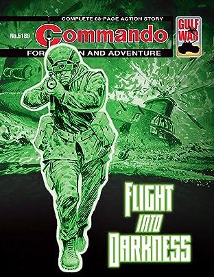 Commando #5189: Flight Into Darkness