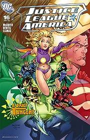 Justice League of America (2006-2011) #16