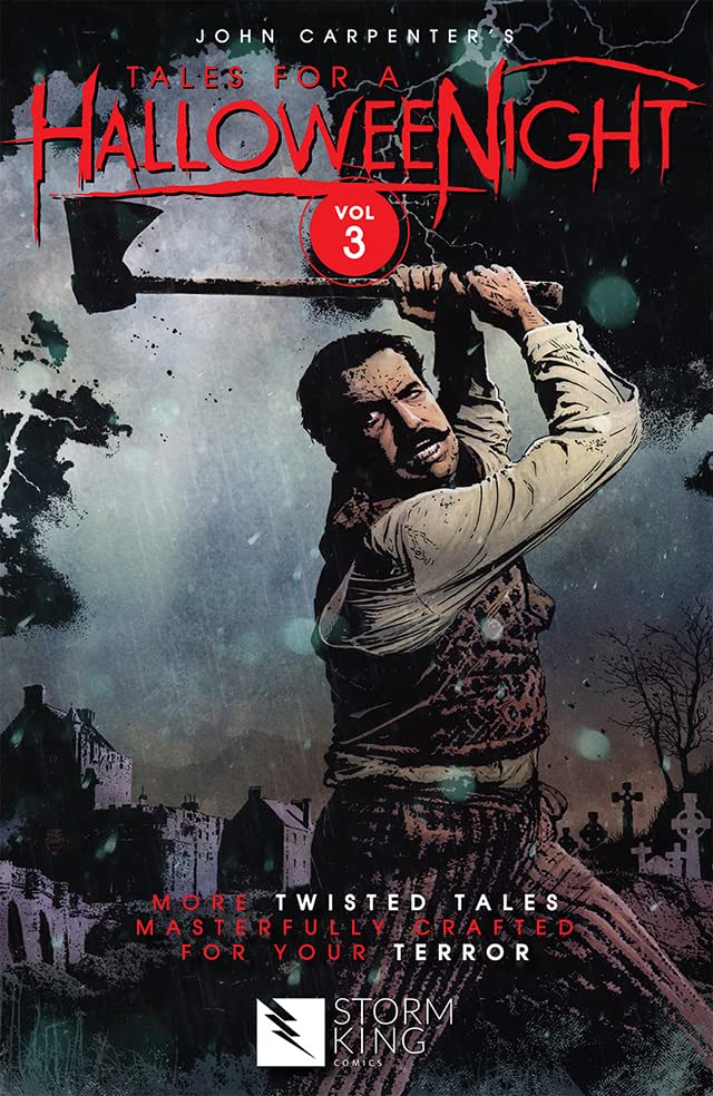 John Carpenter's Tales for a Halloween Night Vol. 3