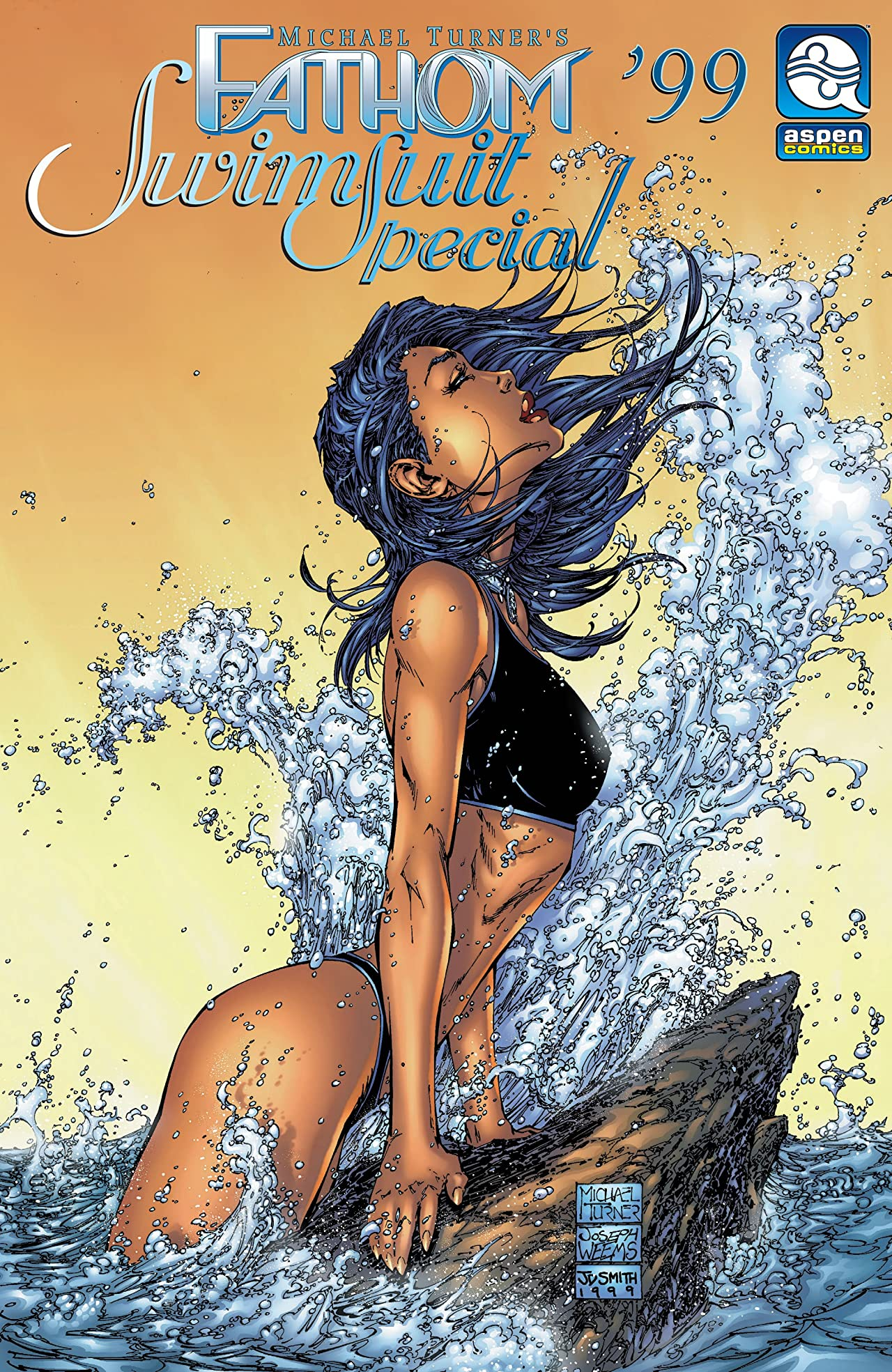 Michael Turner's Fathom: Swimsuit 1999