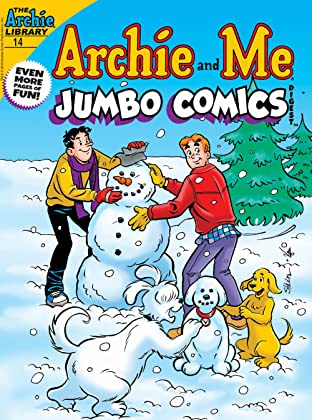 Archie and Me Comics Digest No.14