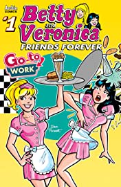 Betty & Veronica Friends Forever: Go To Work