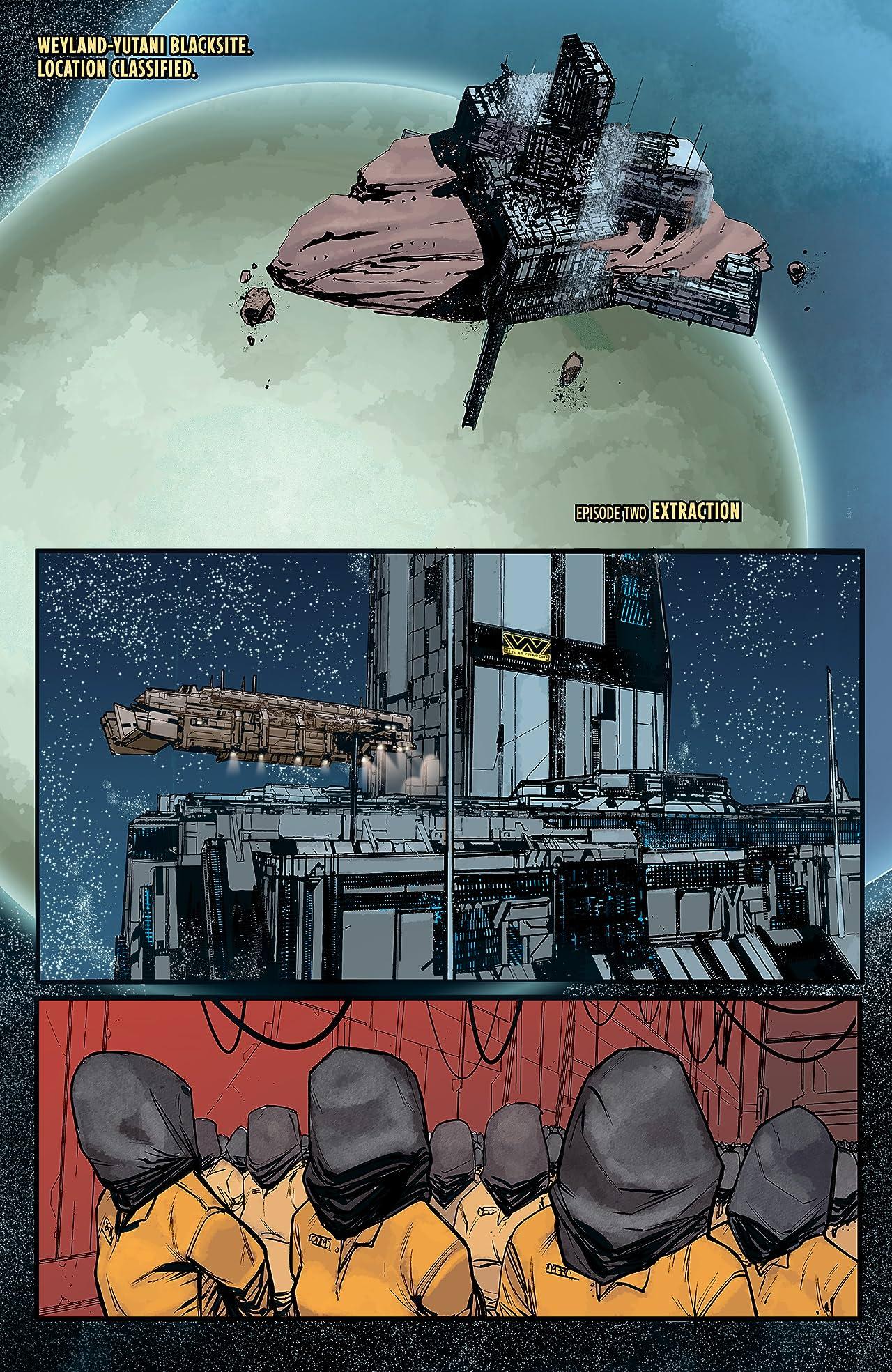 Aliens: Resistance #2
