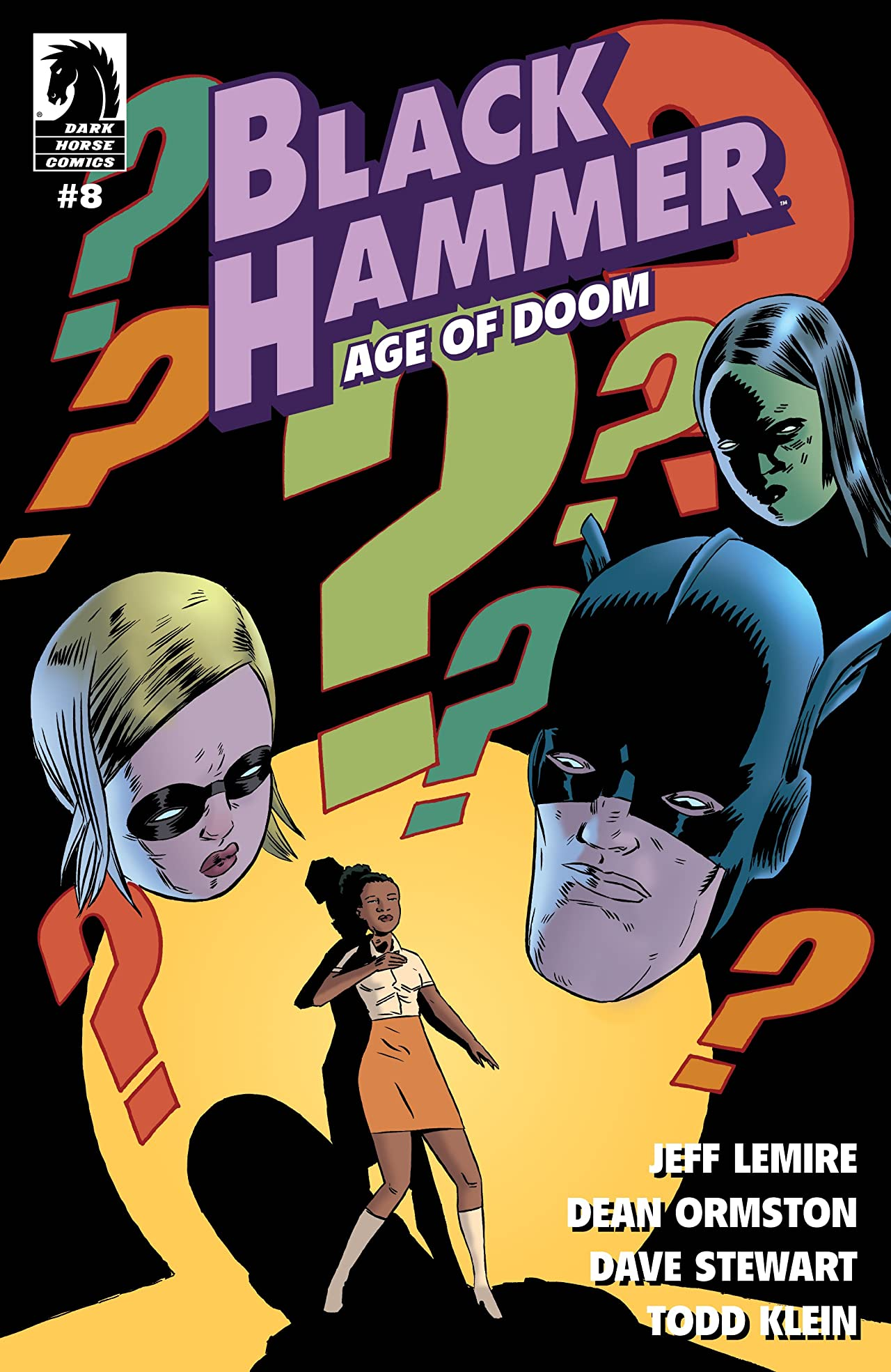Black Hammer: Age of Doom No.8