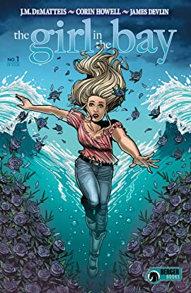 The Girl in the Bay #1