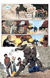 Halo: Lone Wolf #2
