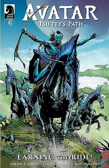 Avatar: Tsu'tey's Path #2