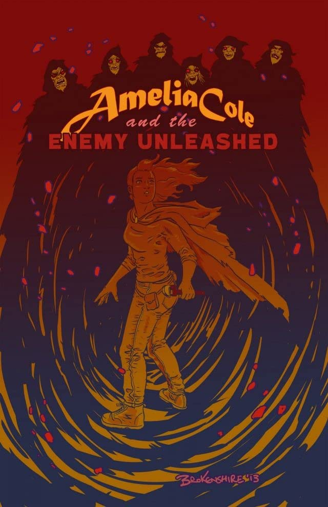 Amelia Cole #13: The Enemy Unleashed Part 1
