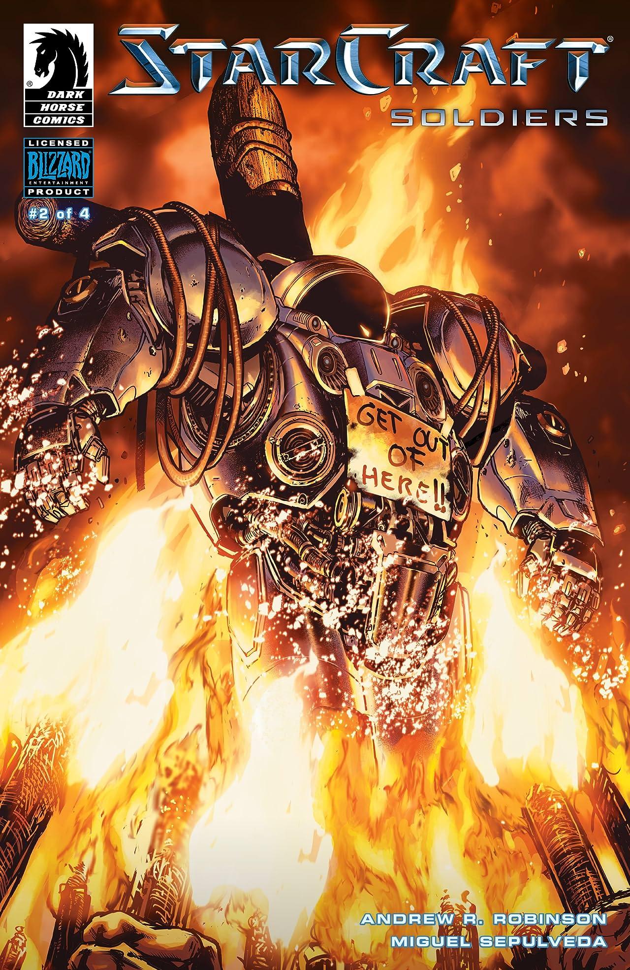StarCraft: Soldiers #2