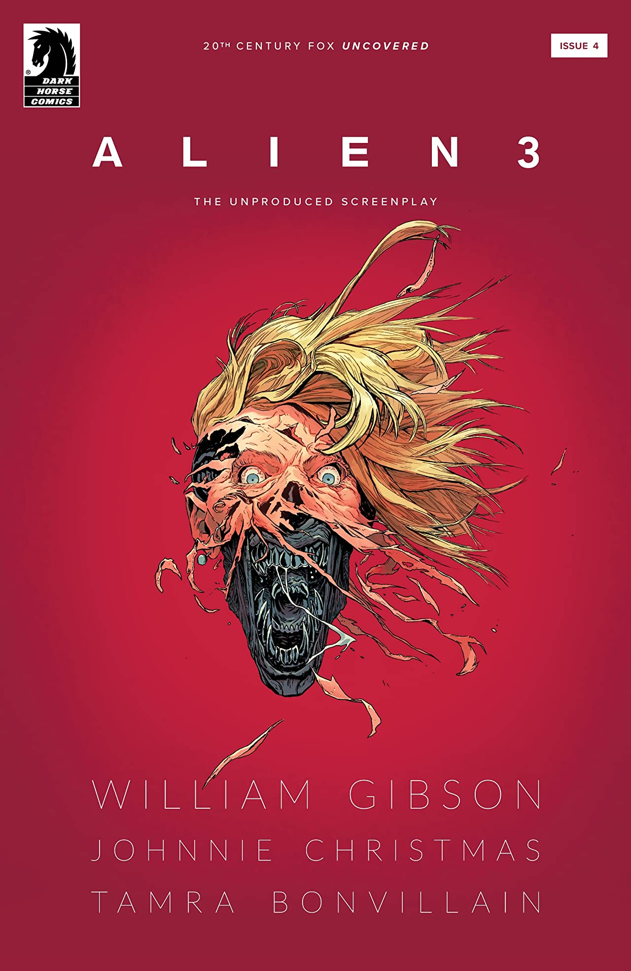 William Gibson's Alien 3 No.4